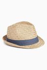 Next Stone Trilby Hat