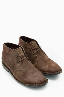 Next Suede Desert Boot - 166857