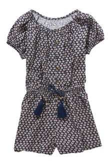 Next All Over Print Playsuit (4-16yrs)