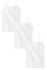 Next White Camis Three Pack (3-16yrs)