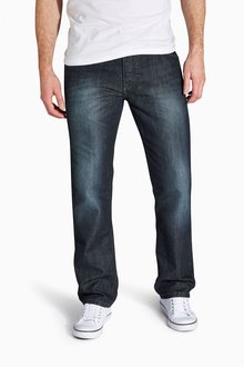 Next Dark Wash Jean - 167005