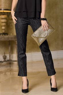 Together Jacquard Trouser