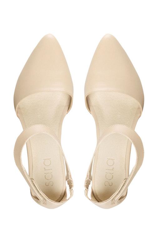 Plus Size - Wide Fit Jenny Wedge Heel