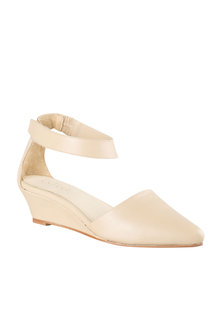 Wide Fit Jenny Wedge Heel