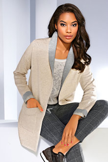 Heine Casual Long Blazer