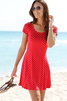 Urban Spotty Dress - 167217