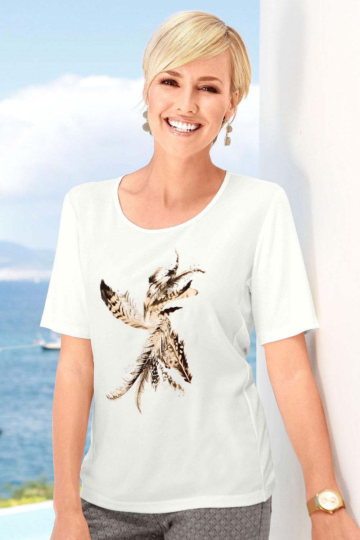 124c6123 Capture European Placement Print T-Shirt Online | Shop EziBuy