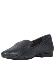 Plus Size - Wide Fit Raven Albert Slipper