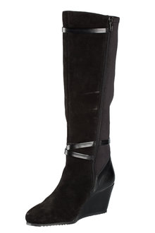 Plus Size - Wide Fit Ann Boot
