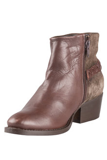 Plus Size - Wide Fit Kiera Ankle Boot