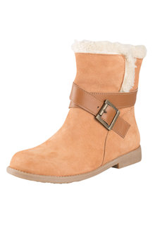 Plus Size - Wide Fit Kerry Ankle Boot