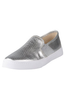 Plus Size - Wide Fit Tyler Sneaker