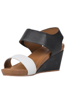 Plus Size - Wide Fit Ainsley Sandal Heel