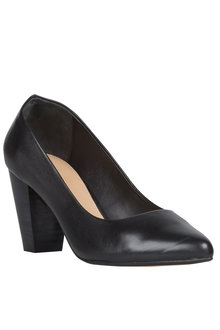 Wide Fit Jolie Court Heel - 167295