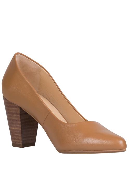 Wide Fit Jolie Court Heel