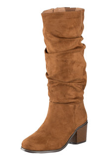 Plus Size - Wide Fit Charlize Boot