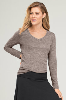 Capture Merino V Neck - 167359