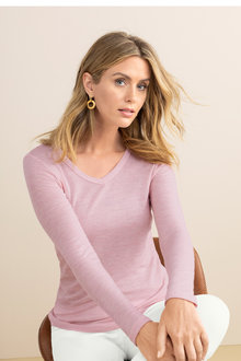 Capture Merino V Neck