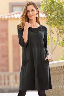Together Knit Dress