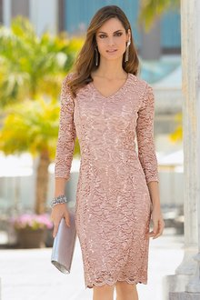 Together Lace Dress