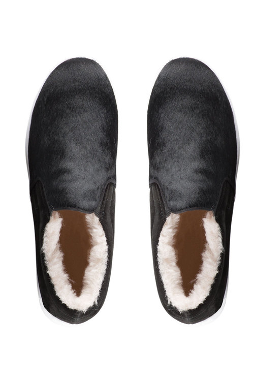 Emu Brunswick Fur Slip On