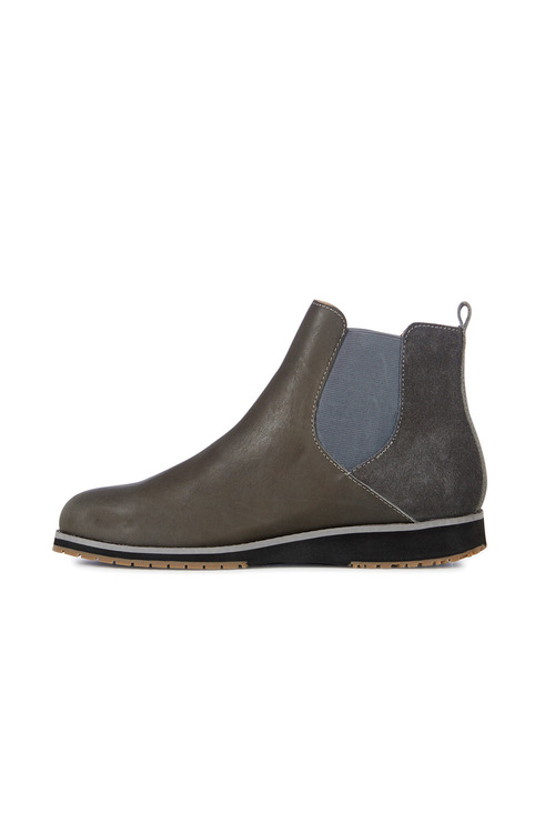 Emu Taria Leather Ankle Boot