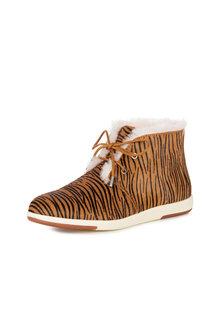 Emu Akala Fur Ankle Boot