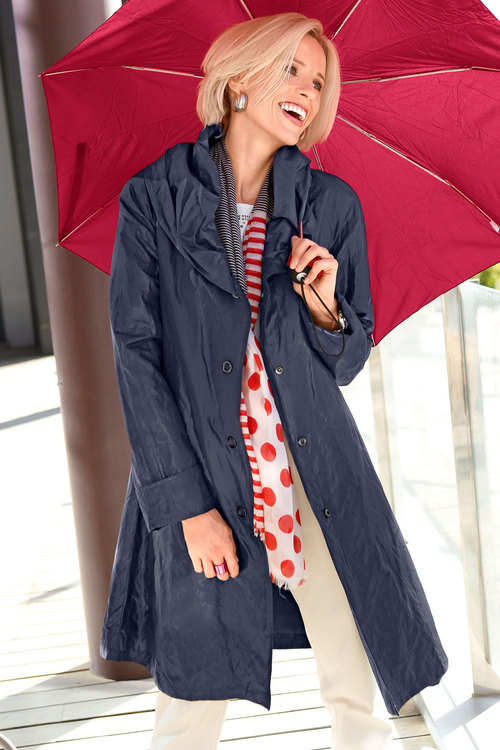 Capture European Rain Coat