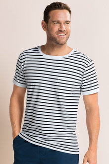 Southcape Classic Stripe Tee