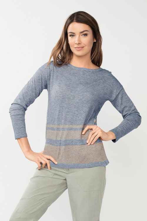 Emerge Boxy Knit