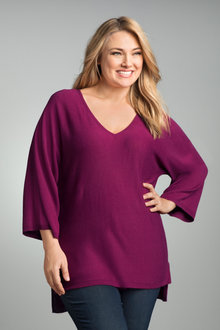Plus Size - Sara Perfect Sweater
