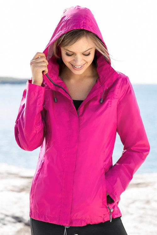 Isobar Lightweight Waterproof Jacket
