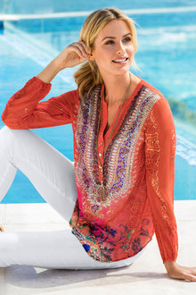 Capture Sparkle Kaftan