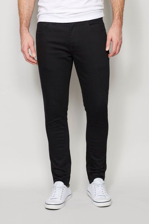 Next Black Jeans With Stretch
