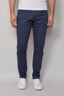 Next Navy Jeans With Stretch