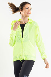 MB Active Hooded Windcheater