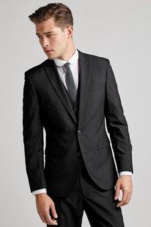 Next Suit: Jacket Tailored Fit - 168519