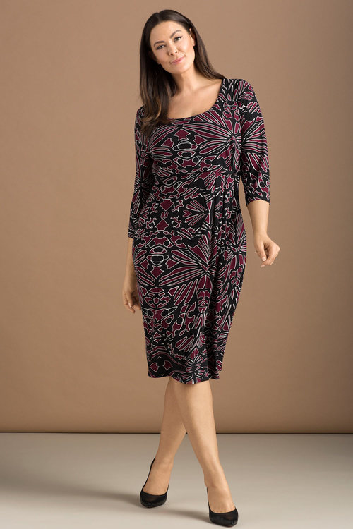 Plus Size - Sara Knit Dress