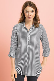 Capture Half Placket Shirt - 168763