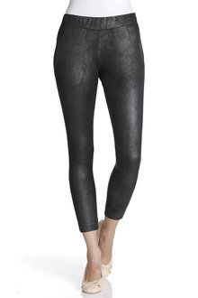 Capture Stretch Faux Leather Legging