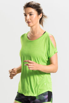 MB Active Cut Out Tee