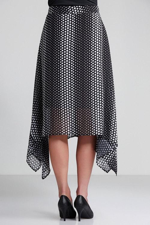 Capture Chiffon Skirt