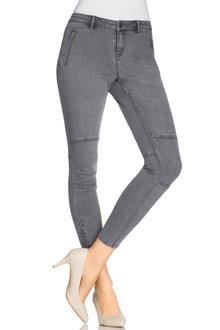 Emerge Zip Detail Jean