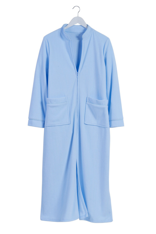 Mia Lucce Zip Front Robe