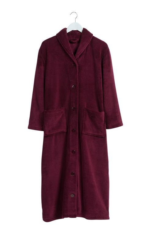 Mia Lucce Button Robe