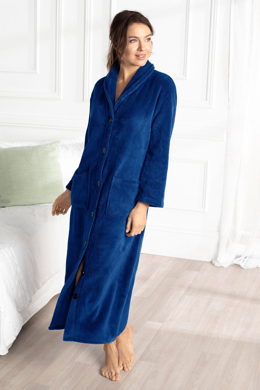 Mia Lucce Button Robe Online  0348adfb4