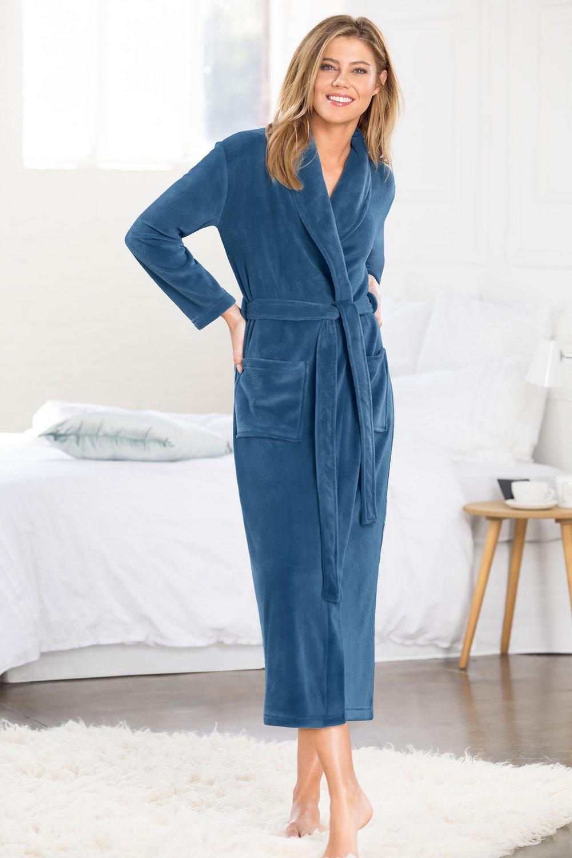 Mia Lucce Luxury Robe Online Shop Ezibuy