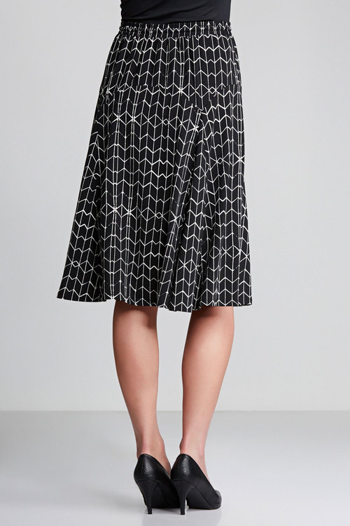 Capture Full Knit Skirt