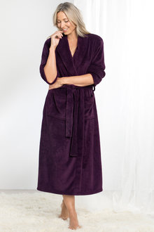 Plus Size - Sara Luxury Robe