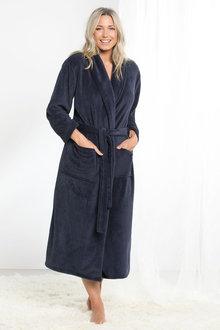 Plus Size - Sara Luxury Robe